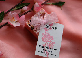 CAPITOL CHERRY BLOSSOM SOAP